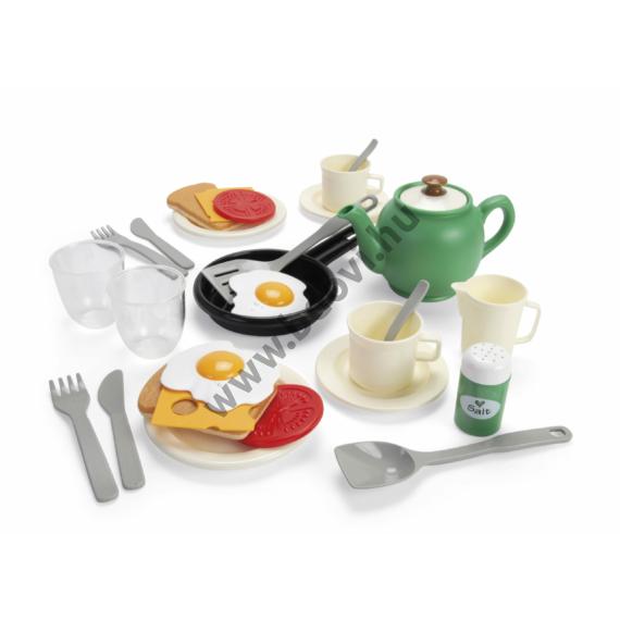 Dantoy 29 db-os reggeliző készlet