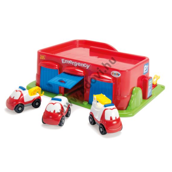 FunCars sürgősségi autóállomás
