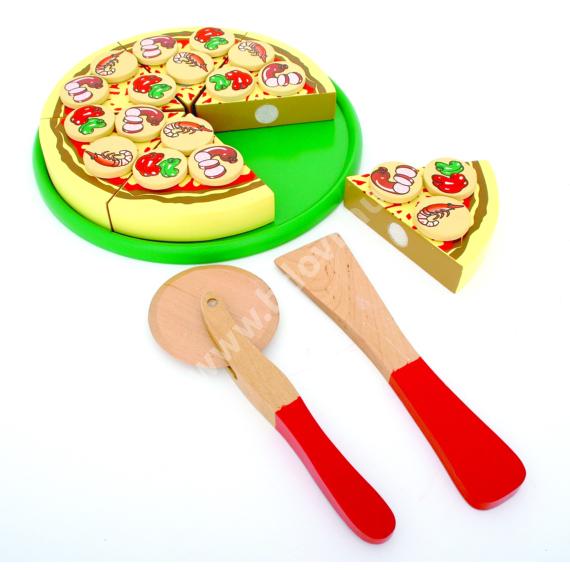 Pizza és torta papír dobozban