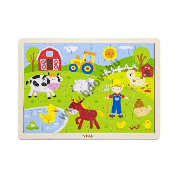 24 db-os farmos puzzle