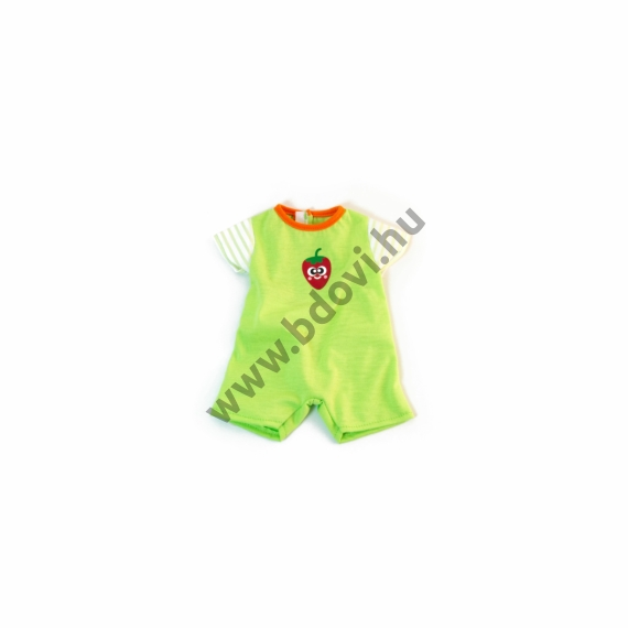 Nyári ruha - 38-40 cm-es babához (fiú)