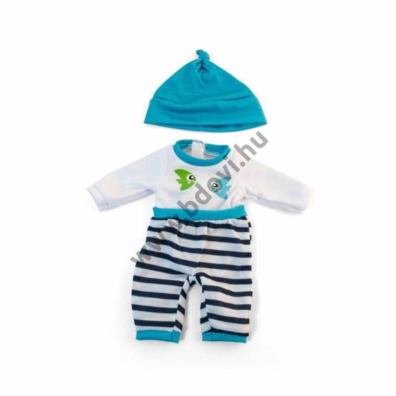 Pizsama - 32 cm-es babához (fiú)