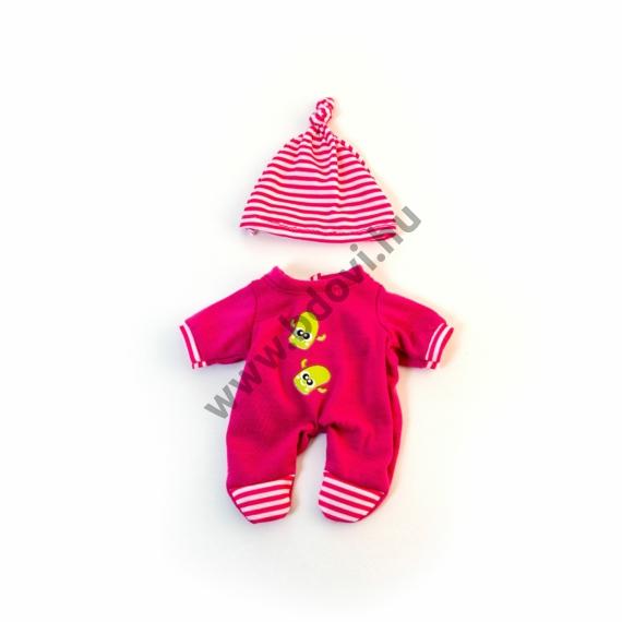 Pizsama - 21 cm-es babához (lány)