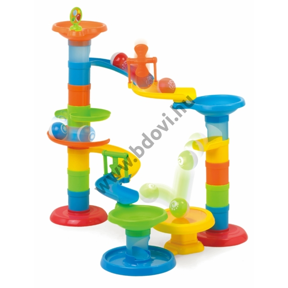 Golyós torony játék