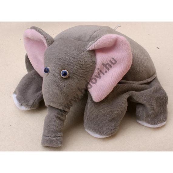 Ötujjas báb: elefánt - gyerek kézre