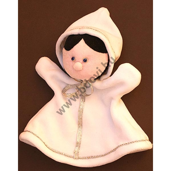 Háromujjas báb: Hófehérke - gyerek kézre