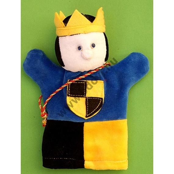 Háromujjas báb: királyfi - gyerek kézre