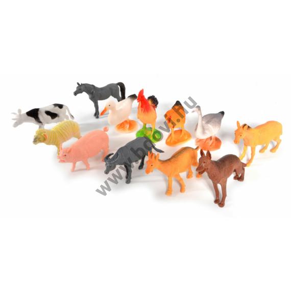 Farm állatok figurakészlet