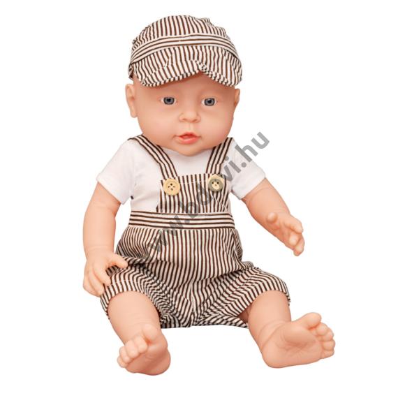 Fiú játékbaba - Károly