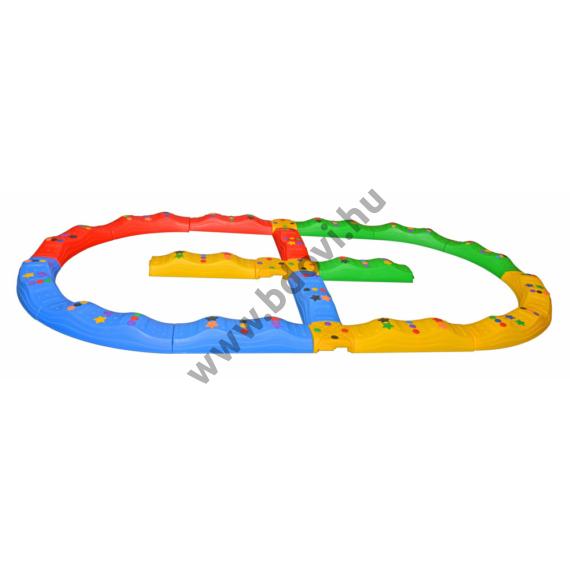 Egyensúlyozó szett (ovális forma)
