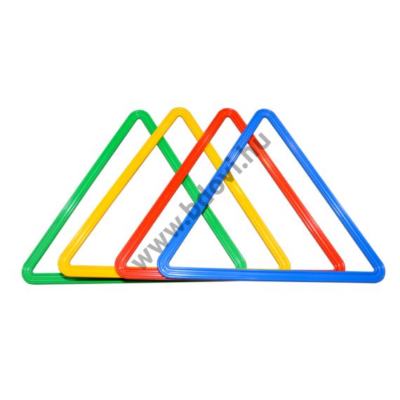 Műanyag háromszög - mozgásfejlesztő készlet kiegészítő elem
