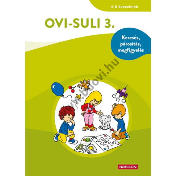 Ovi-suli 3. - Keresés, párosítás, megfigyelés