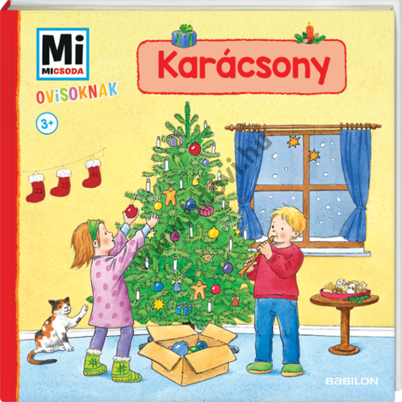 Mi MICSODA Ovisoknak – Karácsony