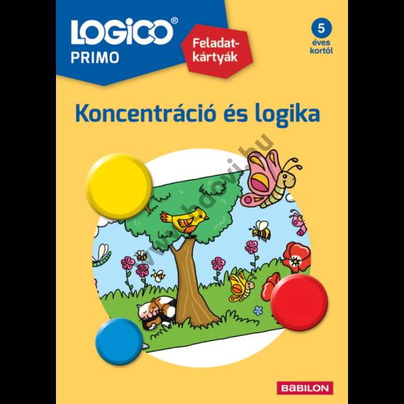Logico PRIMO: Koncentráció és logika
