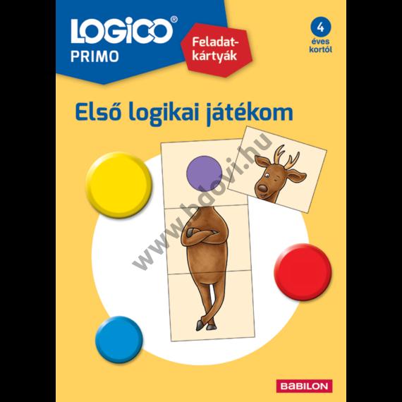 Logico PRIMO: Első logikai játékom