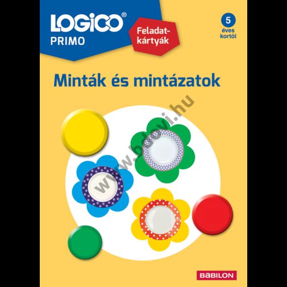 Logico PRIMO: Minták és mintázatok