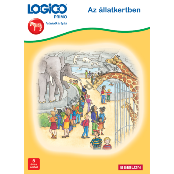 Logico PRIMO: Az állatkertben