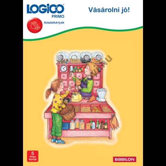 Logico PRIMO: Vásárolni jó