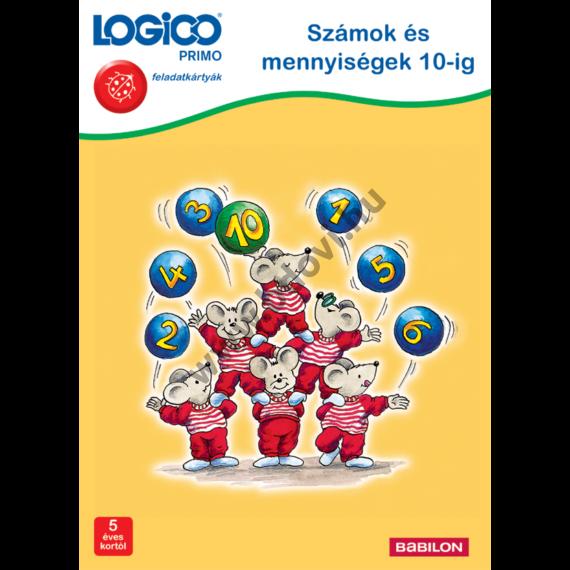 Logico Primo: Számok és mennyiségek 10-ig