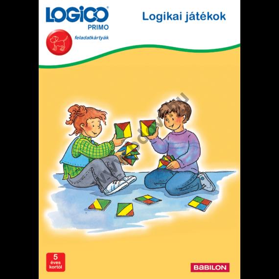Logico PRIMO:Logikai játékok