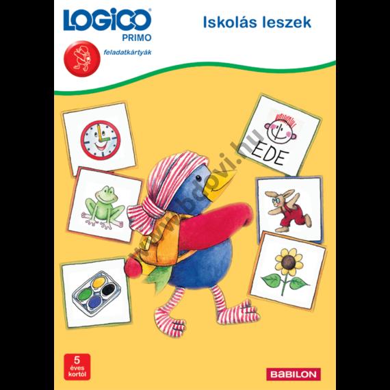 Logico PRIMO: Iskolás leszek