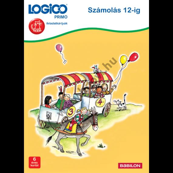 Logico PRIMO: Számolás 12-ig