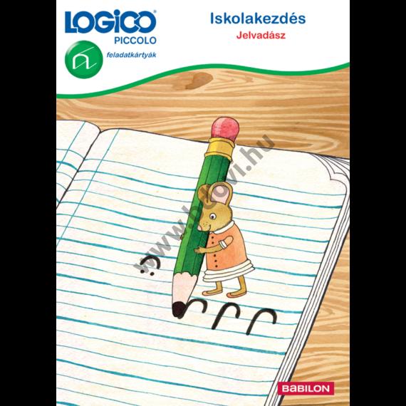LogicoPICCOLO Iskolakezdés: Jelvadász