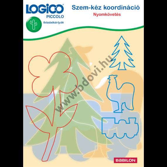 Logico PICCOLO: Szem-kéz koordináció: Nyomkövetés