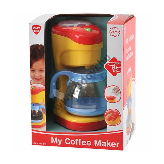 Az én első kávéfőzőm