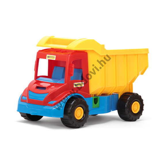 Multi Truck Szuper dömper 38 cm-es