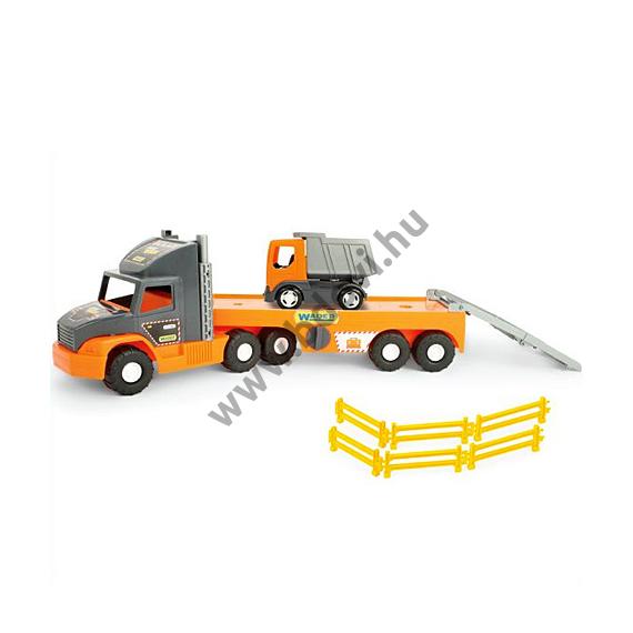 Kamion dömperrel 78 cm