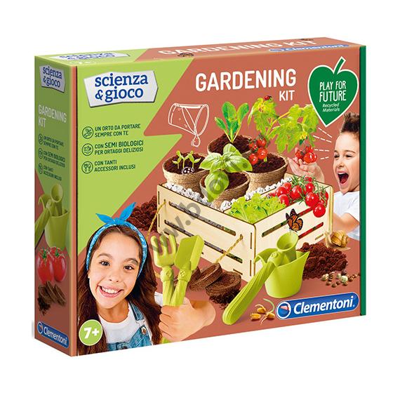 Science & Play: Tudományos kertész játékszett
