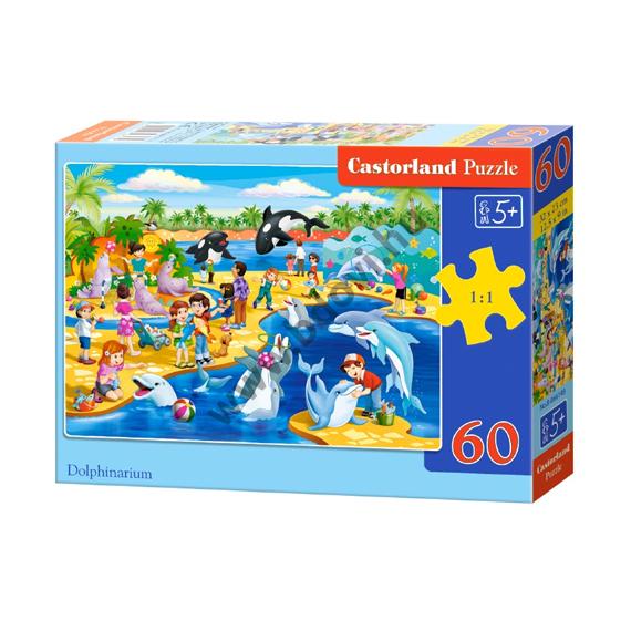 Delfin park 60db-os puzzle