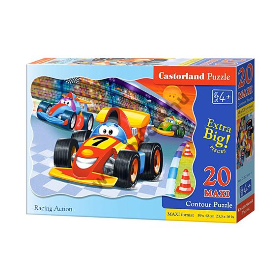 Verseny 20db-os Maxi puzzle