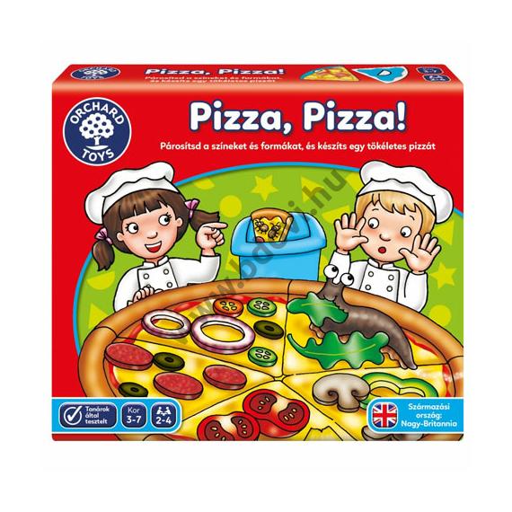 Pizza, Pizza! társasjáték