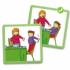 Kép 3/3 - Jó viselkedés - otthon - képkártya