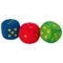Kép 2/2 - Habszivacs dobókocka pöttyökkel (piros)
