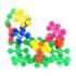 Kép 3/3 - Összeilleszthető virág alakú építők