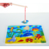Kép 2/2 - Mágneses horgász-puzzle (csikóhalas)