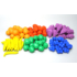 Kép 1/2 - Szortírozó készlet gyümölcsök 108 db/készlet