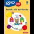 Kép 1/3 - Logico PRIMO: Festék, olló építokocka