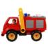 Kép 2/2 - Tűzoltóautó vízpumpával és figurával 31cm