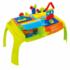 Kép 1/2 - Színes tüskés építőjáték hordozható asztallal
