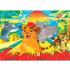 Kép 2/2 - Az oroszlán őrség - 24 db-os maxi puzzle