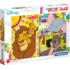 Kép 1/2 - Disney klasszikusok 3 az 1-ben puzzle 3 x 48 db-os