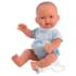 Kép 2/2 - Bebito 26 cm-es fiú baba pólyában