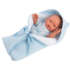 Kép 1/2 - Bebito 26 cm-es fiú baba pólyában
