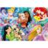 Kép 2/2 - Disney Hercegnők és kedvenceik puzzle 60 db-os
