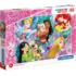 Kép 1/2 - Disney Hercegnők és kedvenceik puzzle 60 db-os