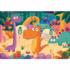 Kép 2/2 - Dinoszaurusz barátok 24 db-os maxi puzzle